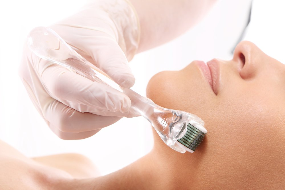 skin needling training