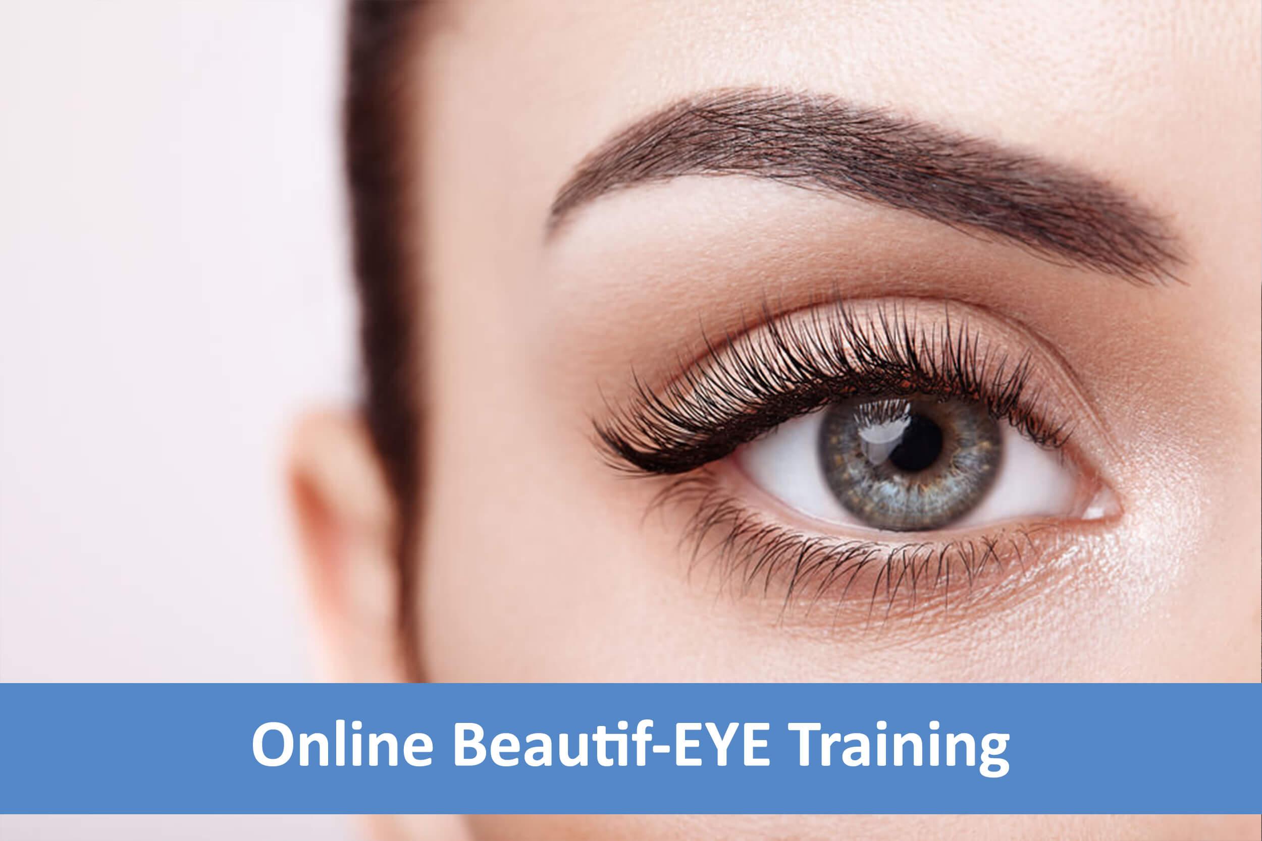 Online BeautifEYE Training